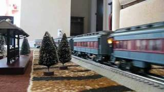 lionel polar express mth canadian pacific
