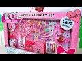 Juego GIGANTE de LOL Surprise | Muñecas y juguetes con Andre para niñas y niños