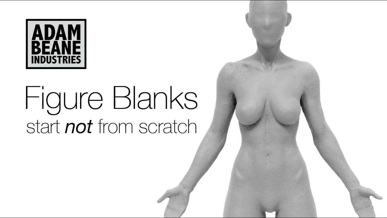 Figure Blanks in Cx5s - Repositioning Demo