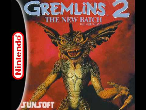Gremlins 2 Music (NES) - The Office Theme