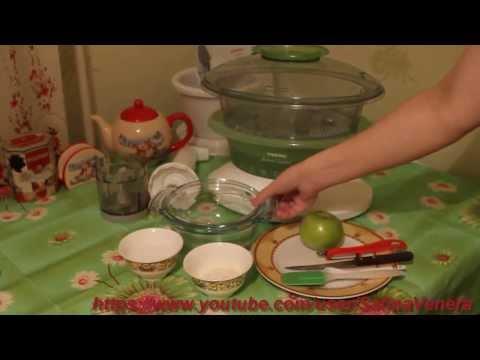 Как сварить рисовую кашу с яблочком для малышей с 6  месяцев