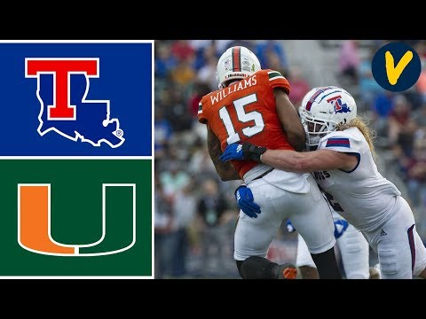 La Tech Vs Miami Highlights | 2019 Independence Bowl Highlights | College Football