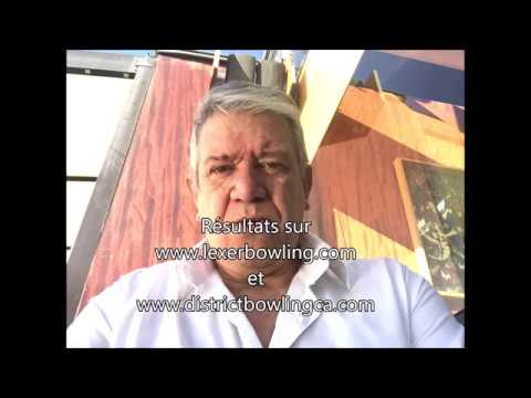 Championnats doublette bowling 2018 19 Champagne Ardenne France