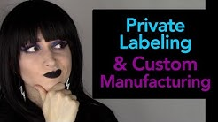 Private Label & Custom Manufacturing (Slay Cosmetics, Five 11 Cosmetics, and DBenoit Cosmetics)