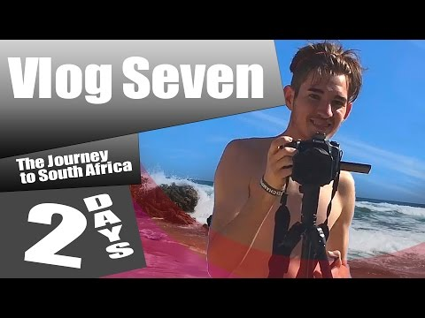 The Journey to South Africa - Dawson's Trip Vlog Seven