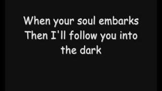Repeat youtube video Death Cab For Cutie - I'll Follow You Into The Dark (Lyrics)