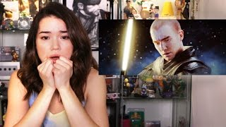 Star Wars The Old Republic & Knights of the Fallen Empire - TRAILER REACTIONS