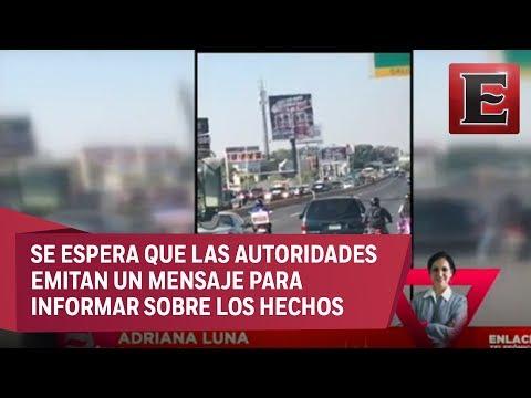 Detalles de las balaceras en Guadalajara