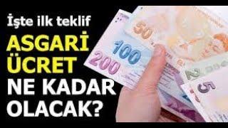 ASGARİ ÜCRET'e ne KADAR ZAM GELECEK ? - Fatih Portakal ERDOĞAN'a SESLENİYOR ! Video