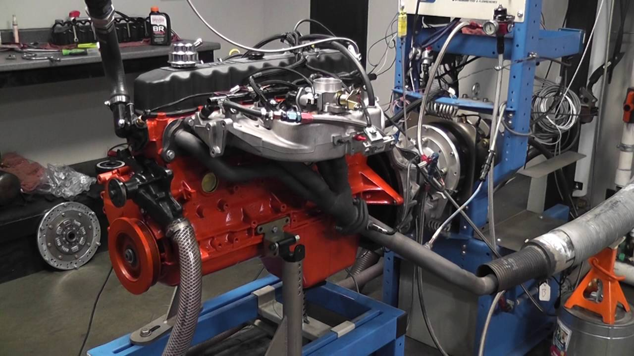 Dave Curtiss 4.6L Jeep Stroker Engine by Golen Engine - YouTube