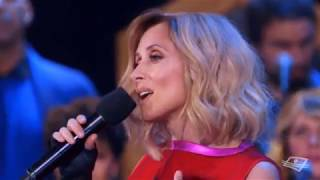 Lara Fabian''All i want for christmas is you'' TV 2017-12-24 (Mariah Carey Cover) - Québec