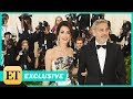 Met Gala 2018: George Clooney Gushes Over Wife Amal's 'Beautiful' Look (Exclusive)