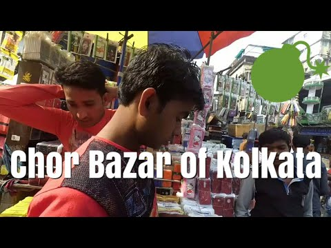 Chor Bazar of Kolkata||Chandni Market Kolkata || Ride With Ayan