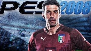 ¿DONDE JUGASTEIS AL PES 2008? ¿EN PS2 O PS3? | PES 2008 Gameplay PS2