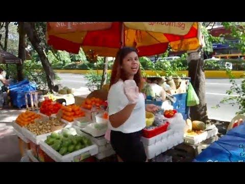 Philippines LIVE - Cebu City Friday Street Walk Capitol Site Live Stream