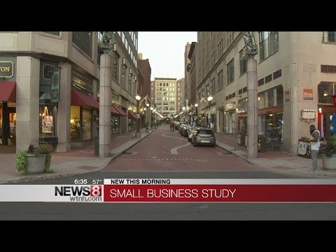 Survey: Connecticut ranked worst state for small businesses