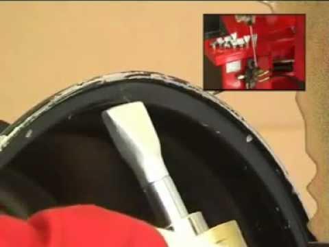 Rim , Wheel Straightener
