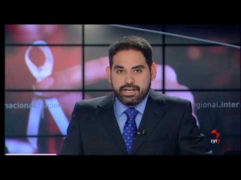 Titulares de las Noticias CyLTV 14.30h (25/11/2017)