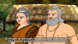 Parshuram - Sixth Avatar of Lord Vishnu, Animated Marathi Story