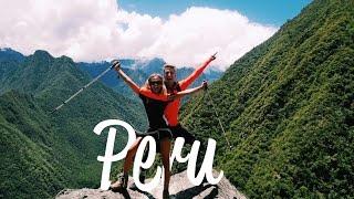 PROUDLOCK & EMMA-LOU IN PERU