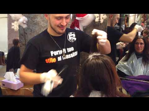 Hair Dresser Rockstar in Rome Italy Uses IR Techniques to Expand!