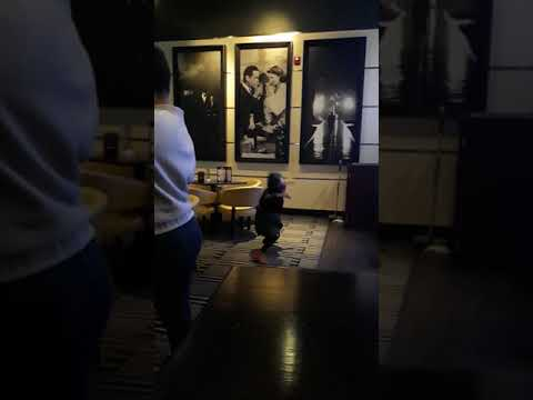 This Girl At The Movie She Was Doing The Push-ups You Can't Even Do The