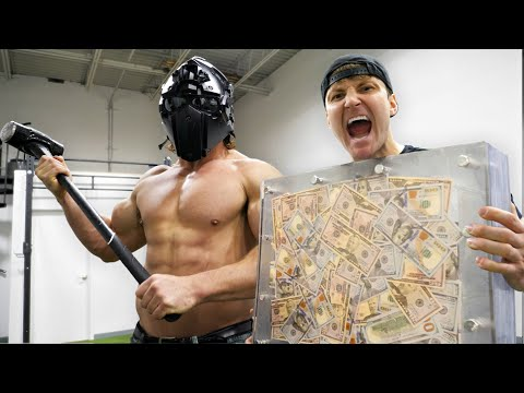 $10,000-if-any-youtuber-can-break-the-box!!-(unbreakable-glass-challenge)