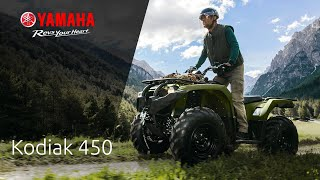The New Kodiak 450. A force of nature. thumbnail