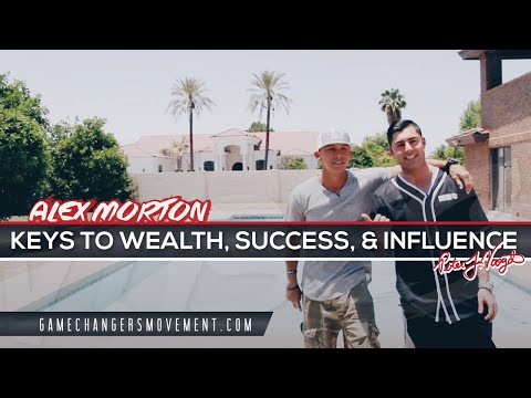 Alex Morton - Keys To Wealth, Success & Influence with Peter Voogd