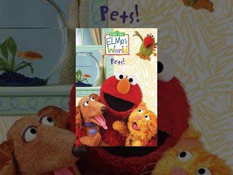Sesame Street: Elmo's World: Pets