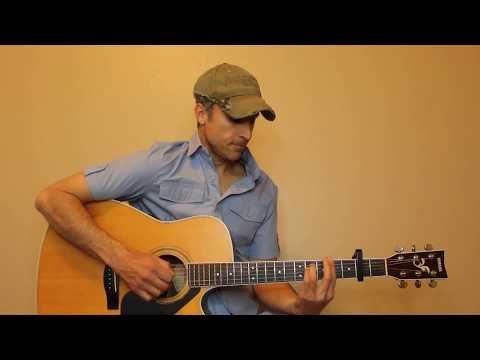 The Best Part Of Me - Lee Brice - Guitar Lesson | Tutorial