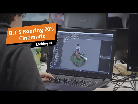 Making Of A Cinematic (Roaring '20s) | Games | Breda University Of Applied Sciences