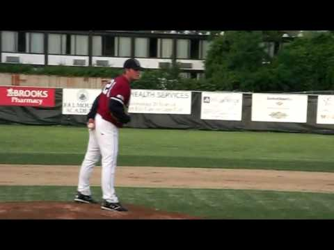 Wade Miley Pitching for the Gatemen