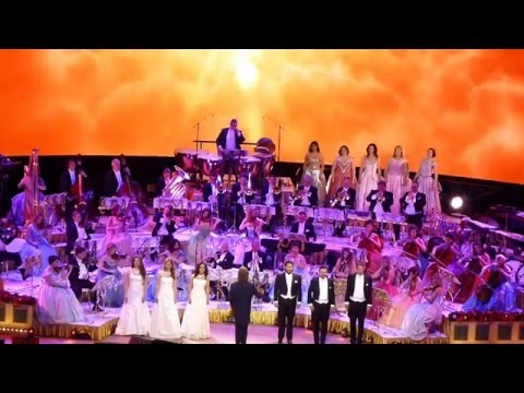 André Rieu 2015 Glasgow - This Land is Mine