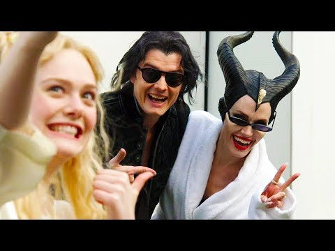 Maleficent 2 Mistress Of Evil Behind The Scenes Youtube