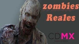 Apocalipsis zombie real (droga zombie, zombies reales)