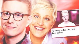 WHY TYLER OAKLEY'S CHANNEL DIED