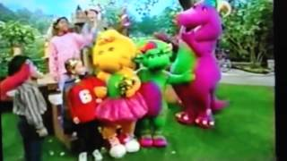 Barney Theme Song (First Day of School