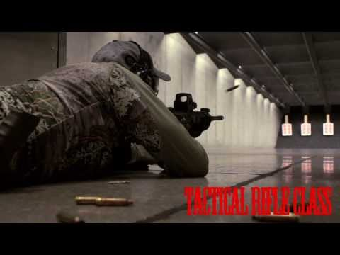 Centerfire Shooting Sports - Defensive Rifle Course