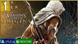 ASSASSINS CREED ORIGINS Gameplay Español Parte 1 PS4 | Walkthrough Prologo 1 HORA GAMEPLAY