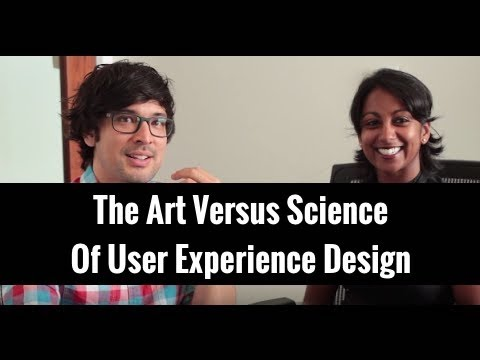The Art vs Science of User Experience Design | Pauly Ting UX Designer