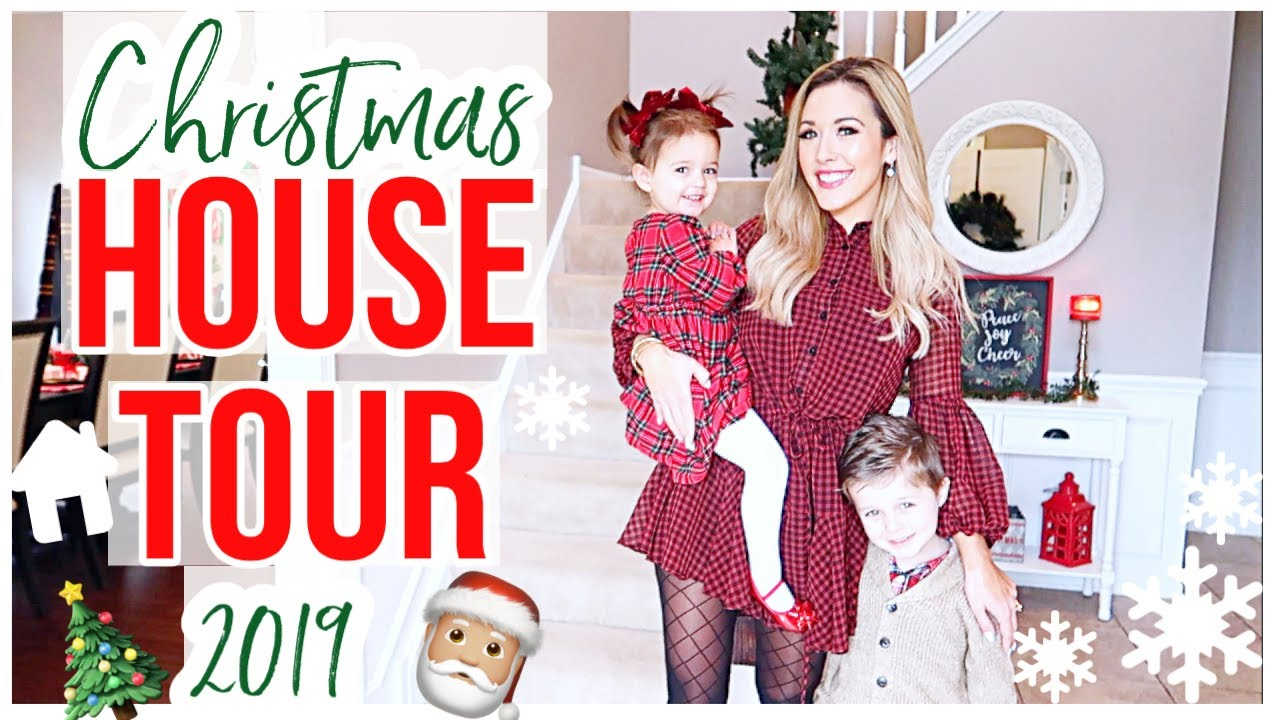New Christmas House Tour 2019 Holiday Home Decor Entire House
