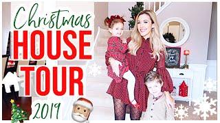 NEW CHRISTMAS HOUSE TOUR 2019! HOLIDAY HOME DECOR ENTIRE HOUSE TOUR + HOMEMAKING INSPO | Brianna K
