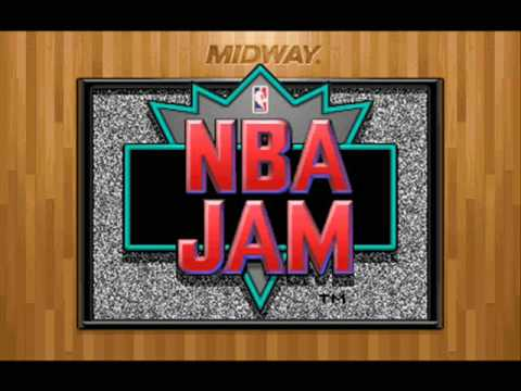 NBA Jam Arcade Title Music