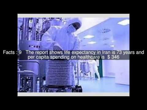 Healthcare in Iran Top  #13 Facts