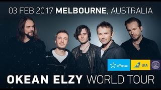 03/02/2017 Okean Elzi In Melbourne, Australia