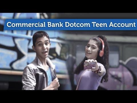 Commercial Bank Dotcom Teen Account