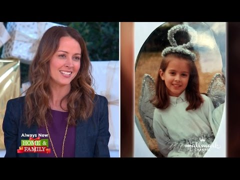 Amy Acker  'Home & Family interview'  12/9/16