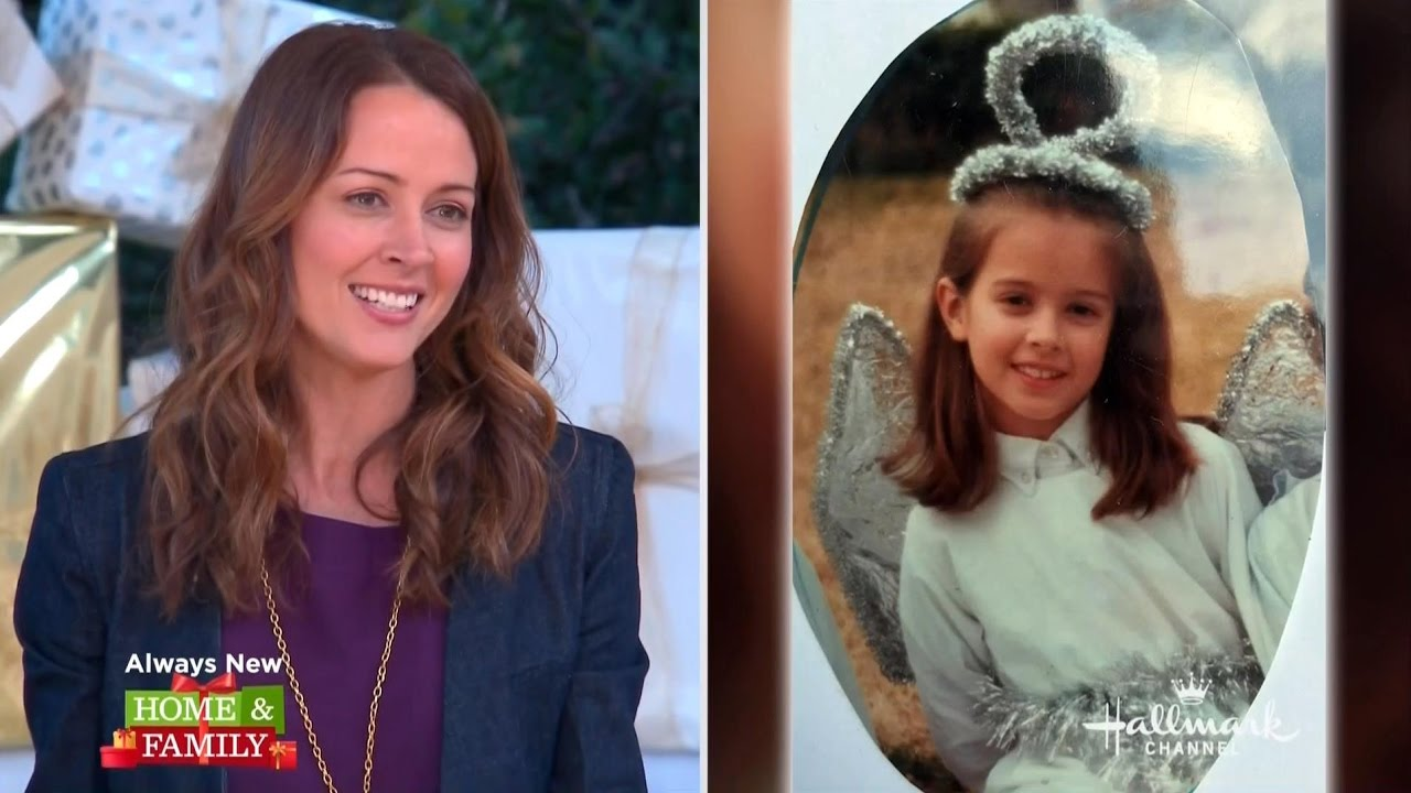 Amy Acker Home Family Interview 12 9 16
