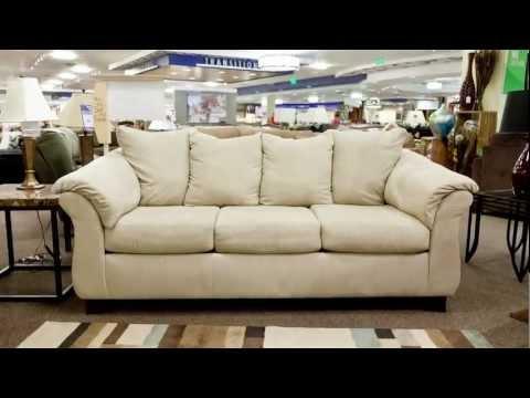 American Furniture Stone Calcutta Sofa